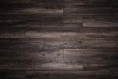 Dark natural wood background