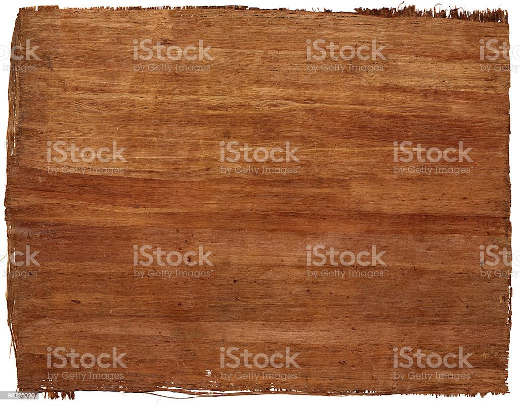 Dark Papyrus XXL royalty-free stock photo