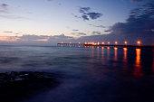 Ocean Beach Pier and Tide Pools