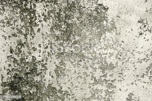 Dark plaster wall retro vintage worn wall wallpaper.