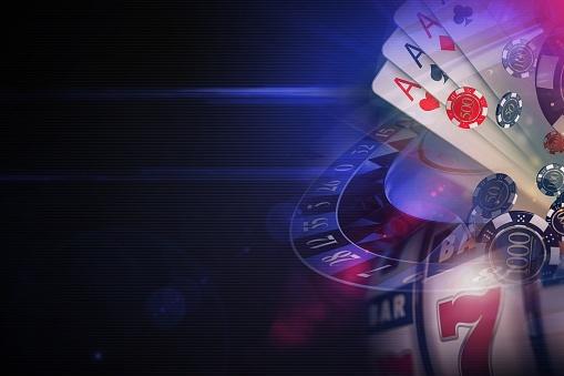 Dark Purple Casino Games