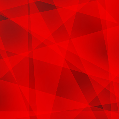 Dark red background, multiple layers, shadows
