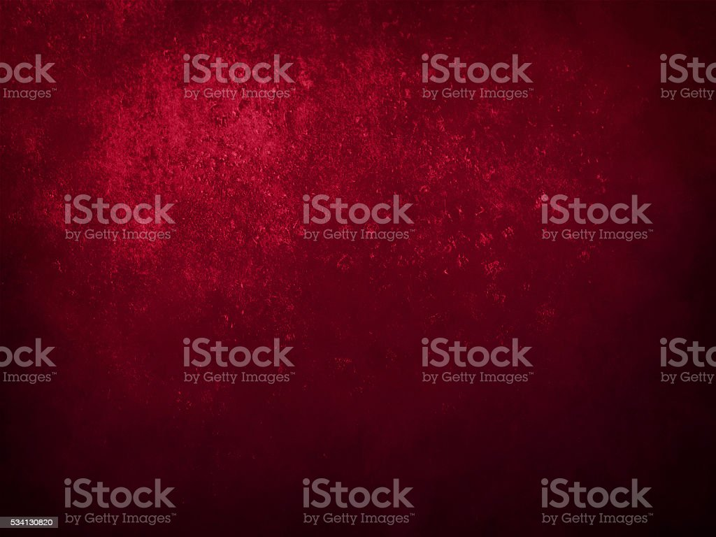 dark red grungy background stock photo