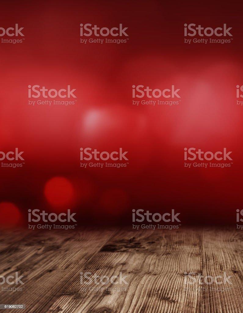 Dark red valentine day background – Foto