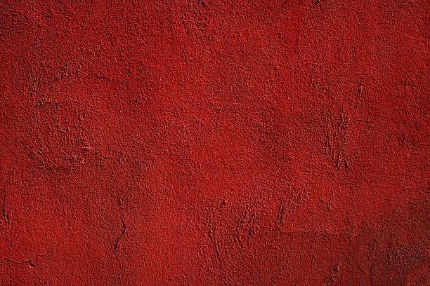 Dunkel Rote Wand Textur Hintergrund-Muster – Foto