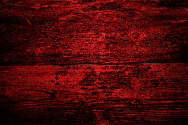 Dark red wood texture background stock photo