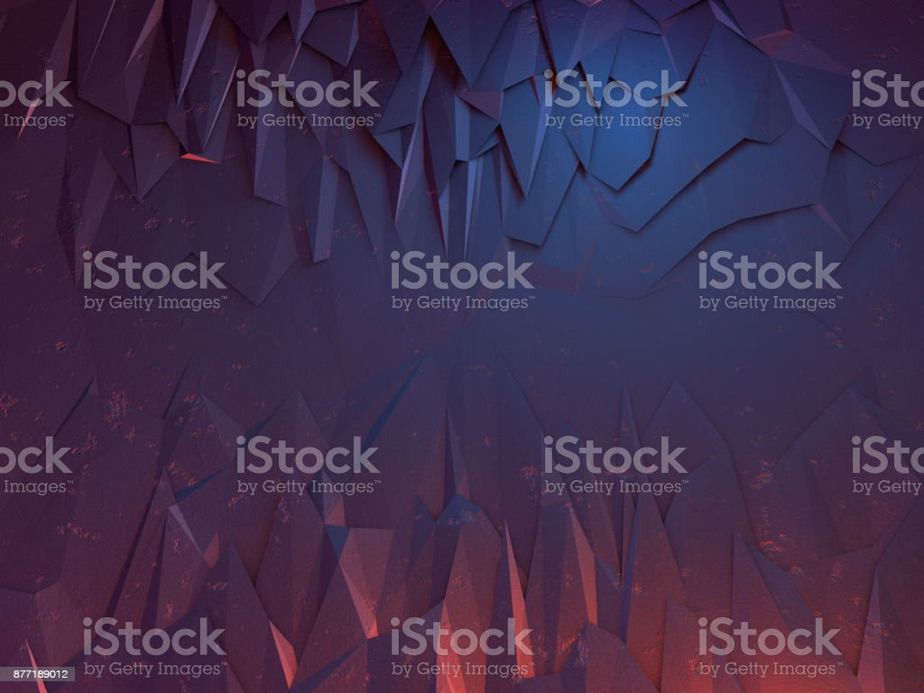 Dark rock texture stock photo