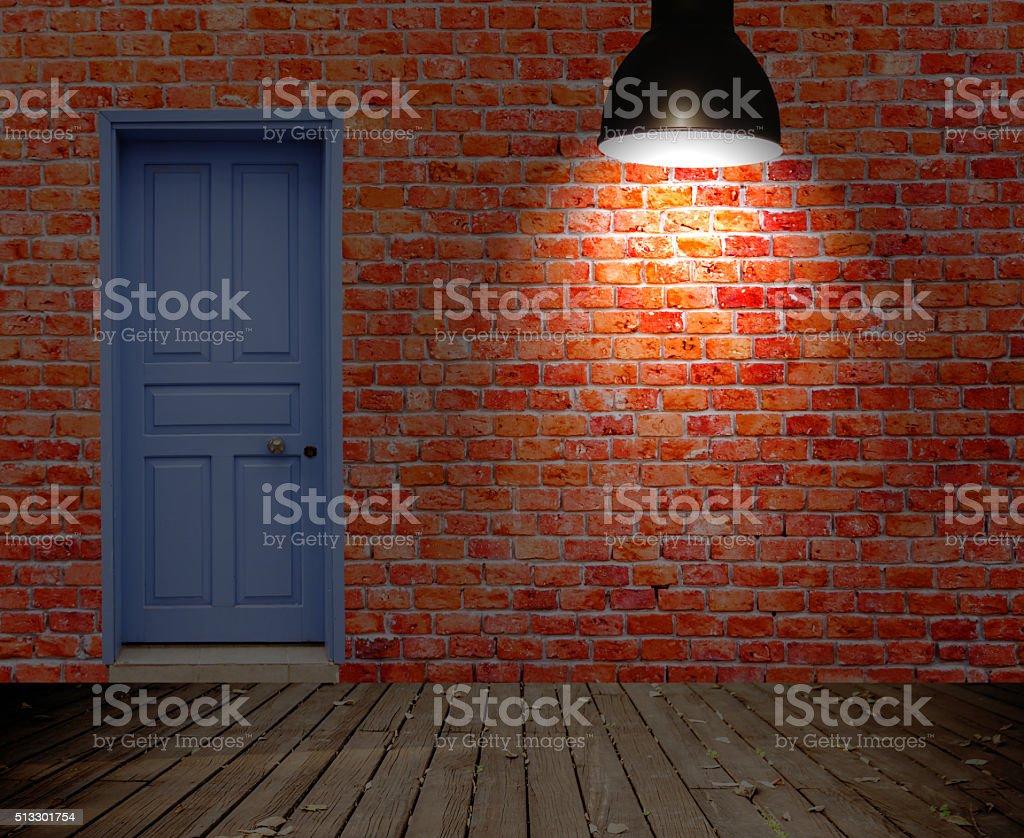 Dark Room stock photo