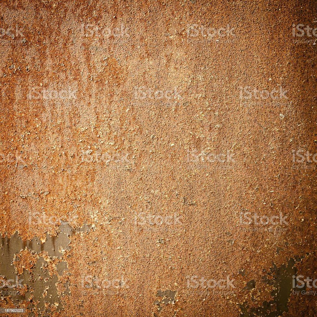 Dark rough metal background royalty-free stock photo