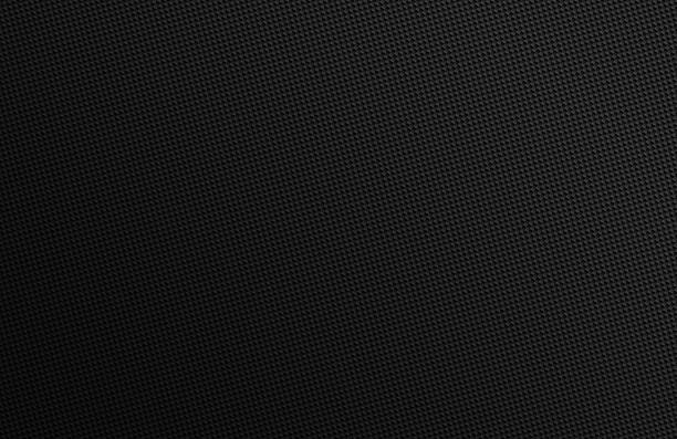 dark serious carbon fiber background - black color stock photos and pictures