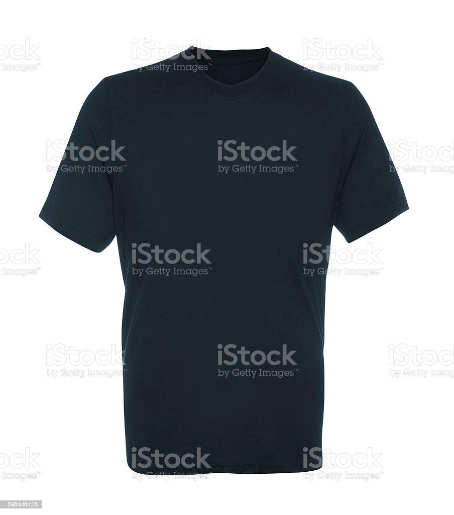 dark shirt isolated royalty-free stock photo