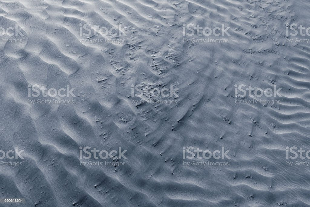 Dark silver color. Desert. Modern and contemporary wallpaper for interior design. Background and Texture royalty-free stock photo
