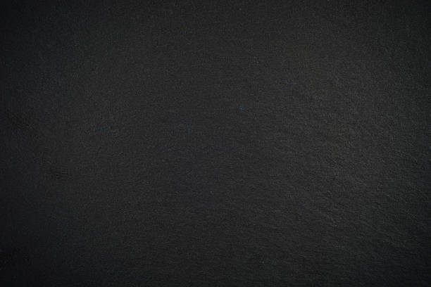 dark slate board background - slate rock stock photos and pictures