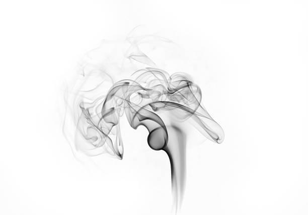 negro de fumo - exhaust white background imagens e fotografias de stock