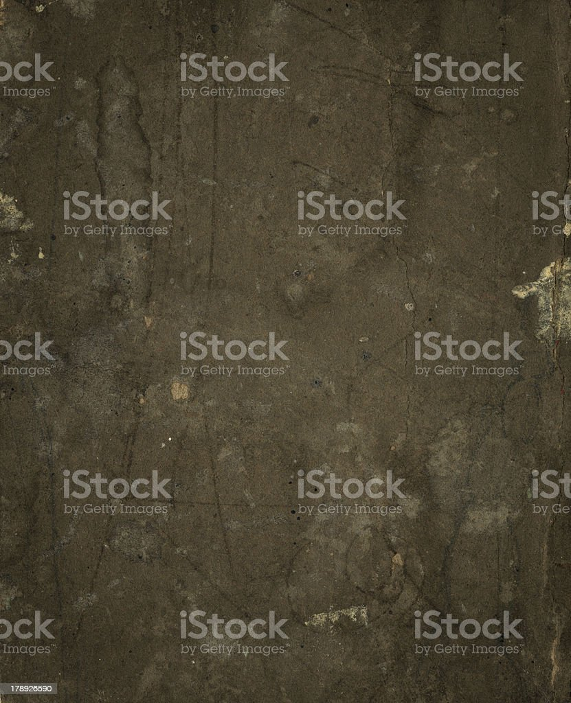 XXXL Dark stained dirty grunge background. royalty-free stock photo