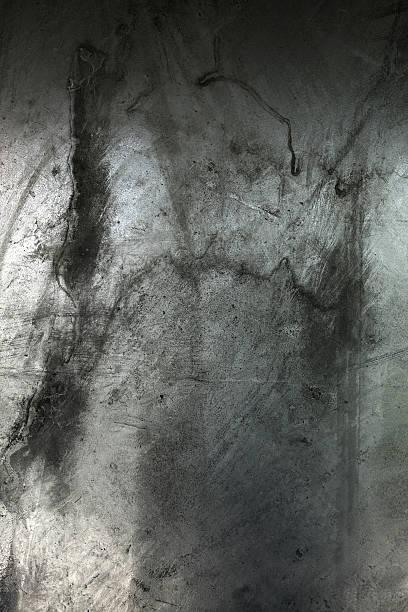 dark stained steel texture/ background (xxl) - peeling off stock photos and pictures