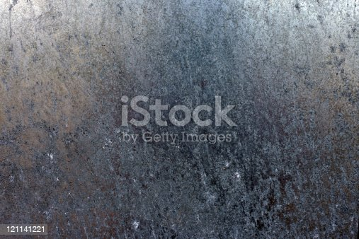 istock Dark stained steel texture/ Background (XXXL) 121141221