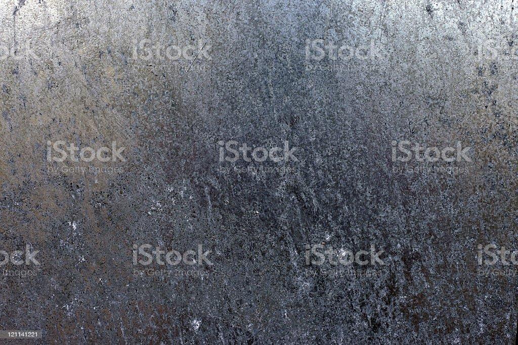 Dark stained steel texture/ Background (XXXL) stock photo
