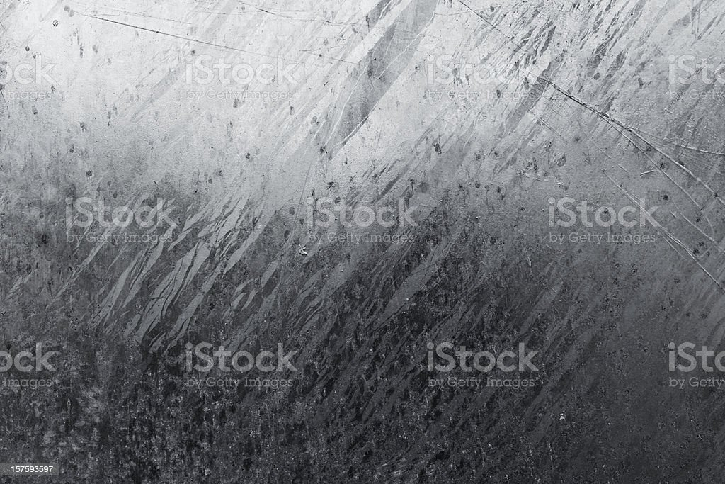 Dark stained steel texture/ Background (XXXL) royalty-free stock photo