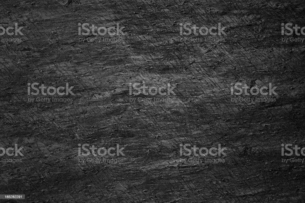 Dark Stone Black and White Background stock photo