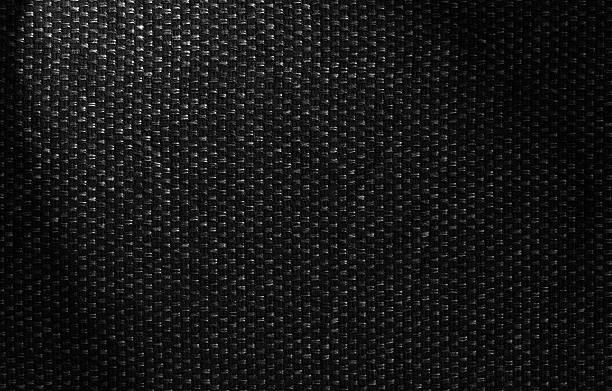 Dunkle Textil-Hintergrund – Foto