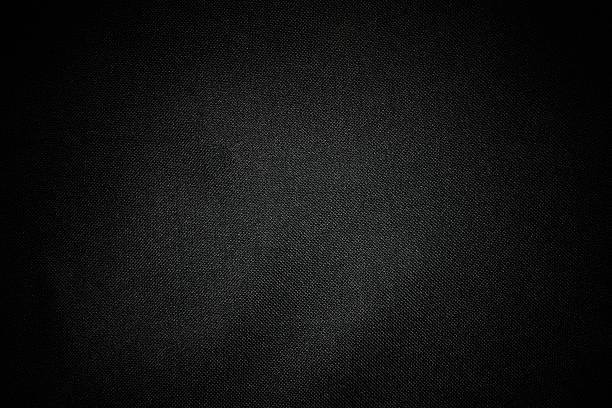 dark texture background of black canvas - nylon texture stock pictures, royalty-free photos & images