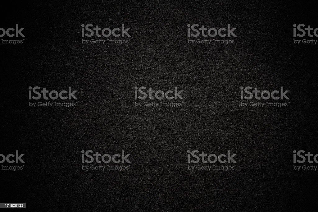 Dark texture background of black fabric stock photo