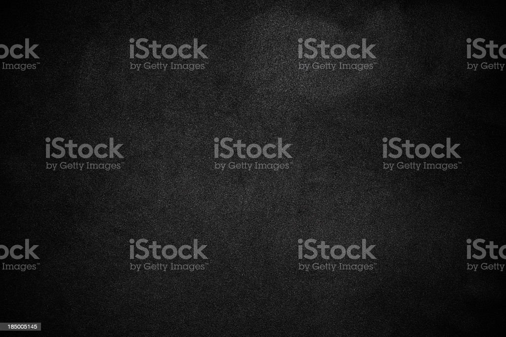 Dark texture background of black fabric stock photo
