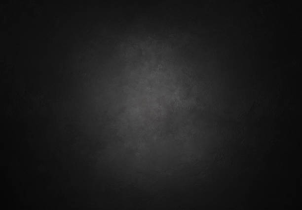 Dark Wall. stock photo