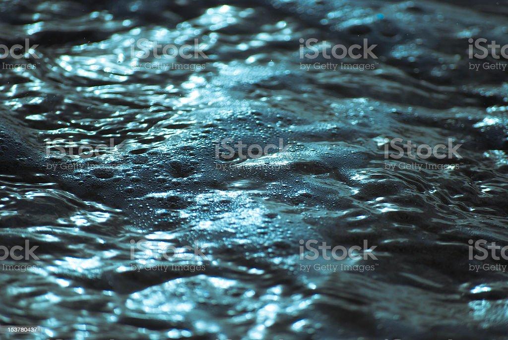 Dark Water stock photo