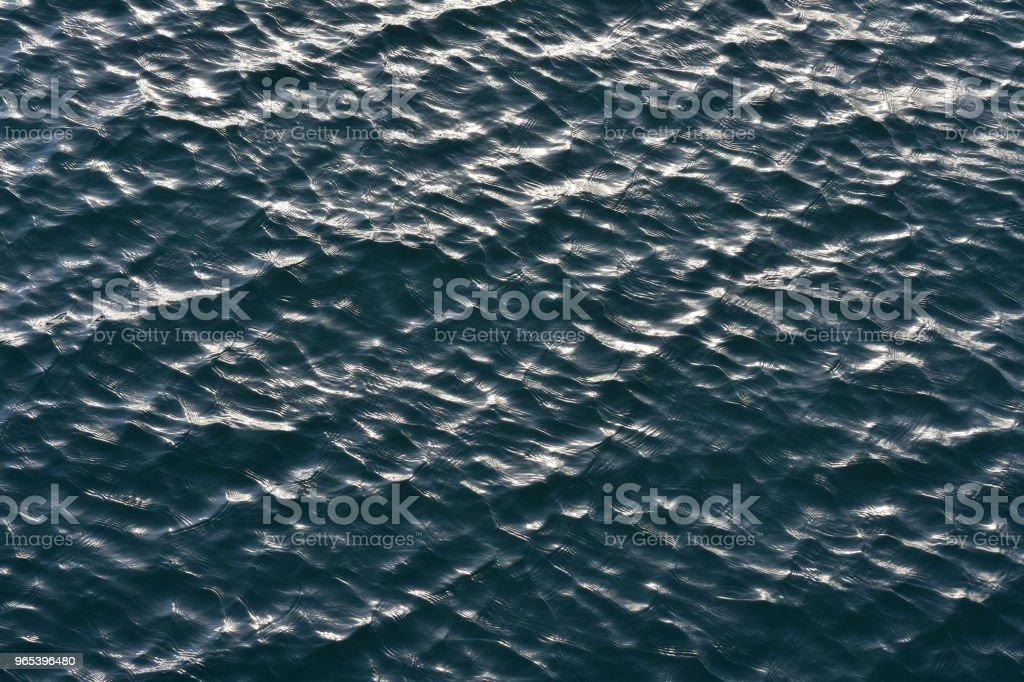 Dark water surface pattern royalty-free stock photo