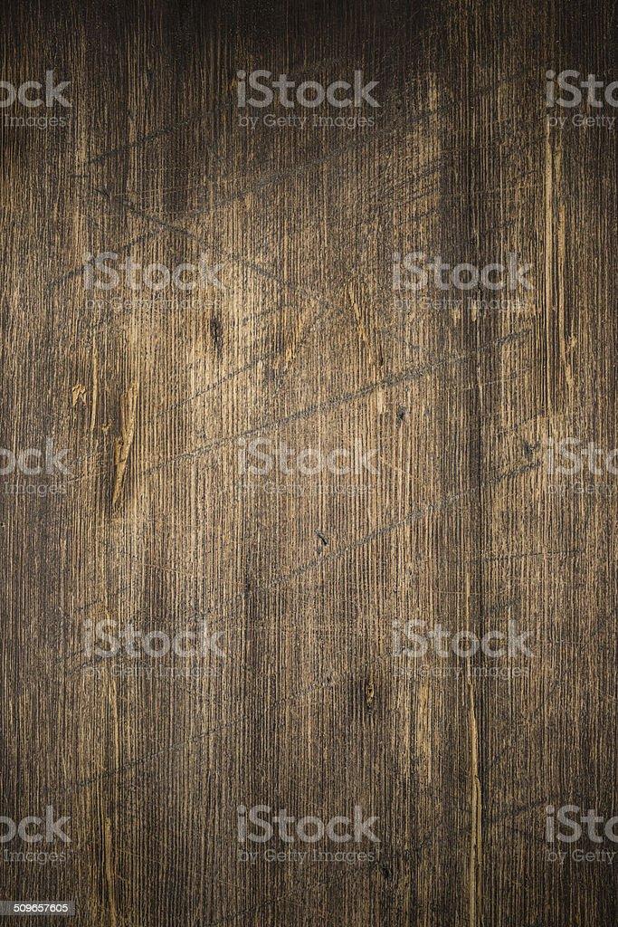 Dark wood background stock photo