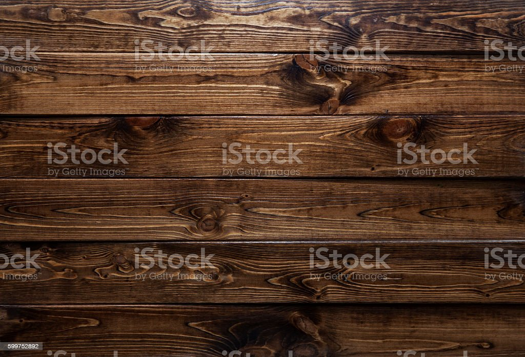 Dark wood background stock photo
