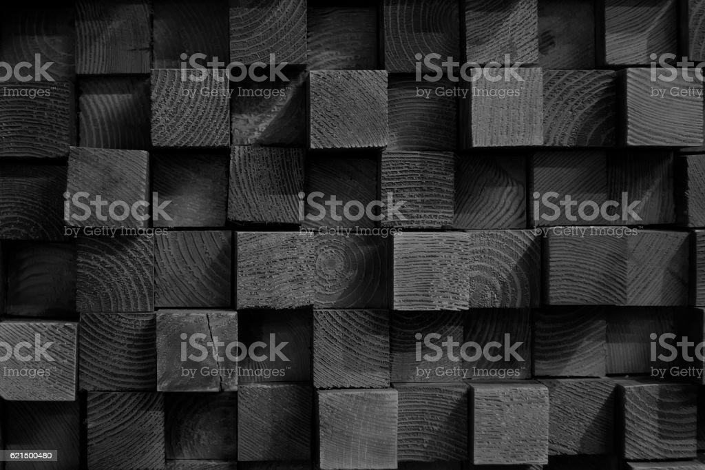 Dunkle Holz-Hintergrund Struktur Lizenzfreies stock-foto