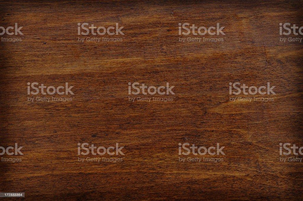 Dunkles Holz – Foto