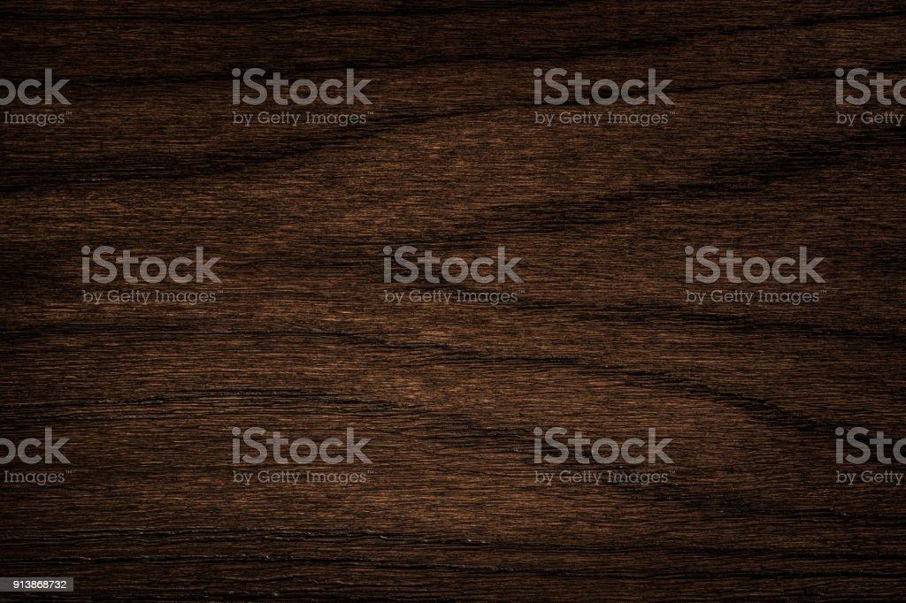 Dunkle Holz Textur – Foto