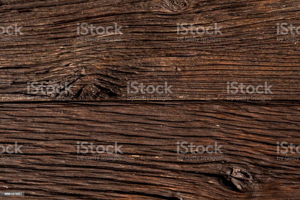 Mörkt trä plankor närbild bakgrund - Royaltyfri Abstrakt Bildbanksbilder