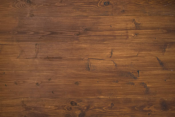 ... Dark wooden surface stock photo ...