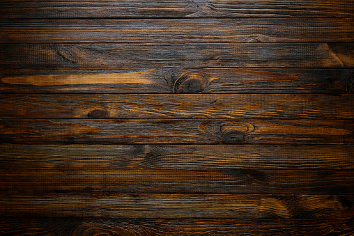 Dark Wooden Table Background Stock Photo - Download Image ...