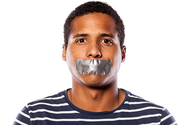 Image result for tape mouth
