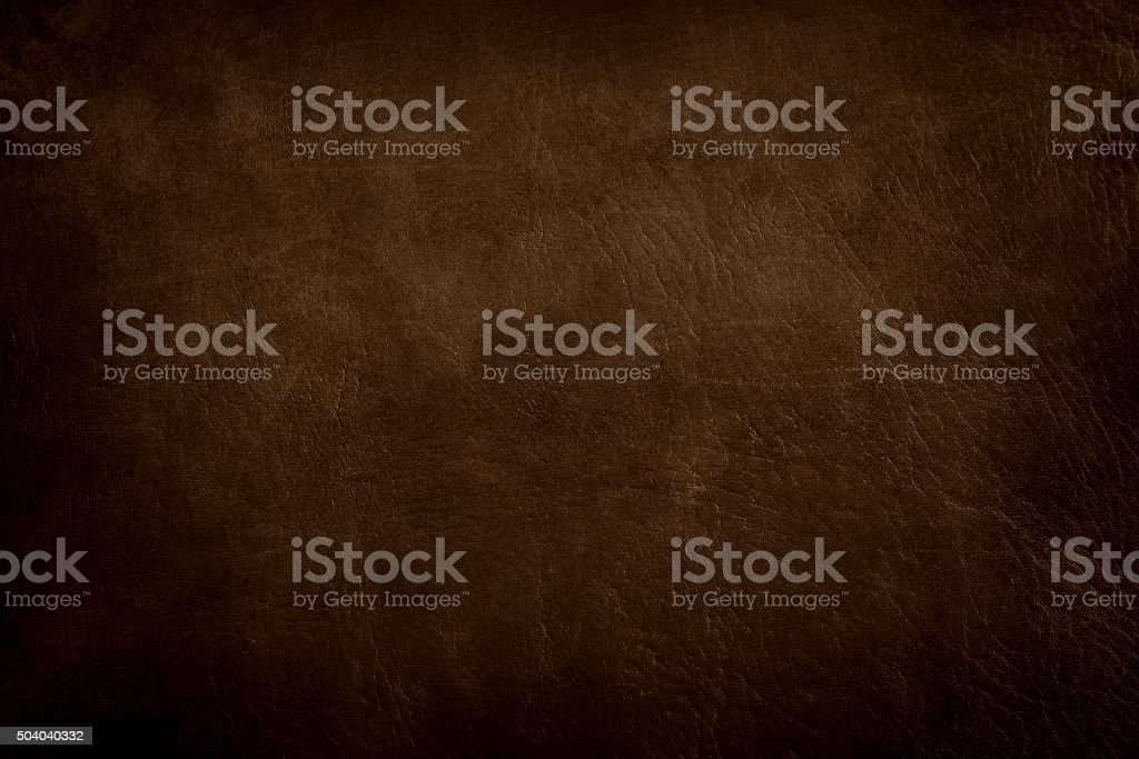 darl leather stock photo
