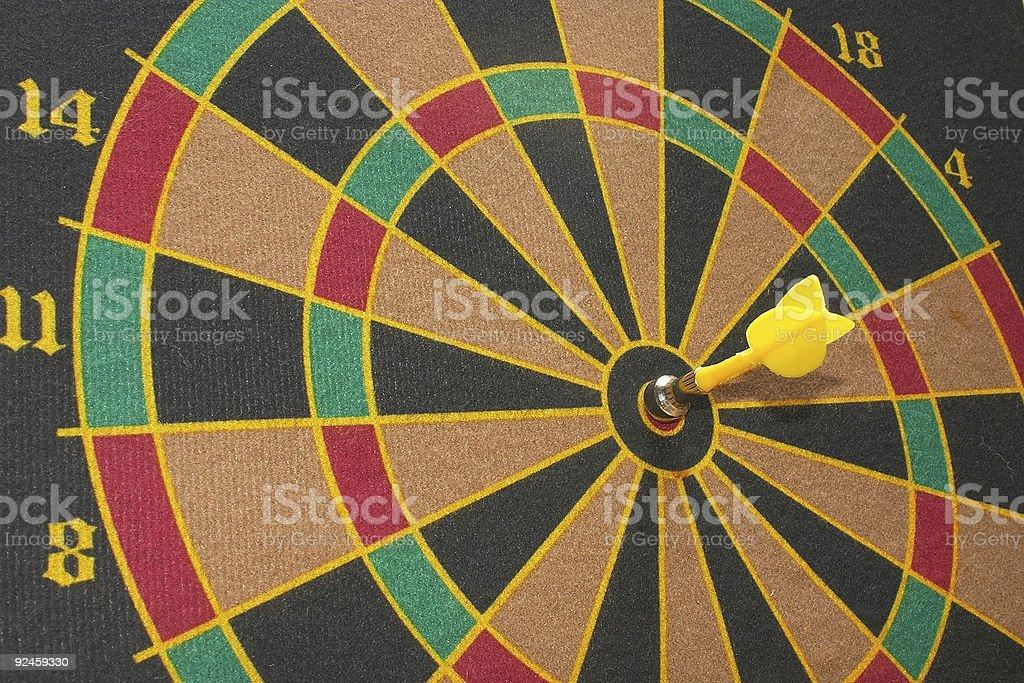 dart 2 stock photo