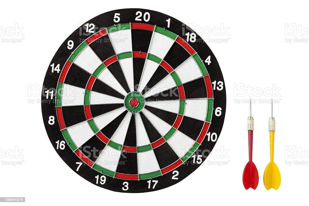 다트 의사협회 및 darts Player royalty-free 스톡 사진