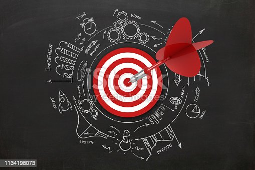 Dart target business success idea innovation
