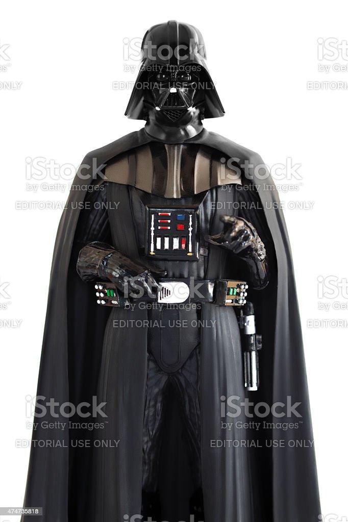 Darth Vader - 免版稅2015年圖庫照片