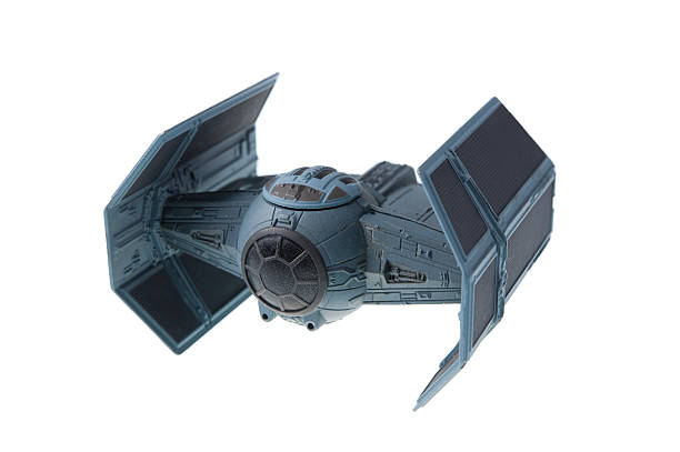 darth vader's tie advanced x1 starfighter - darth vader 個照片及圖片檔
