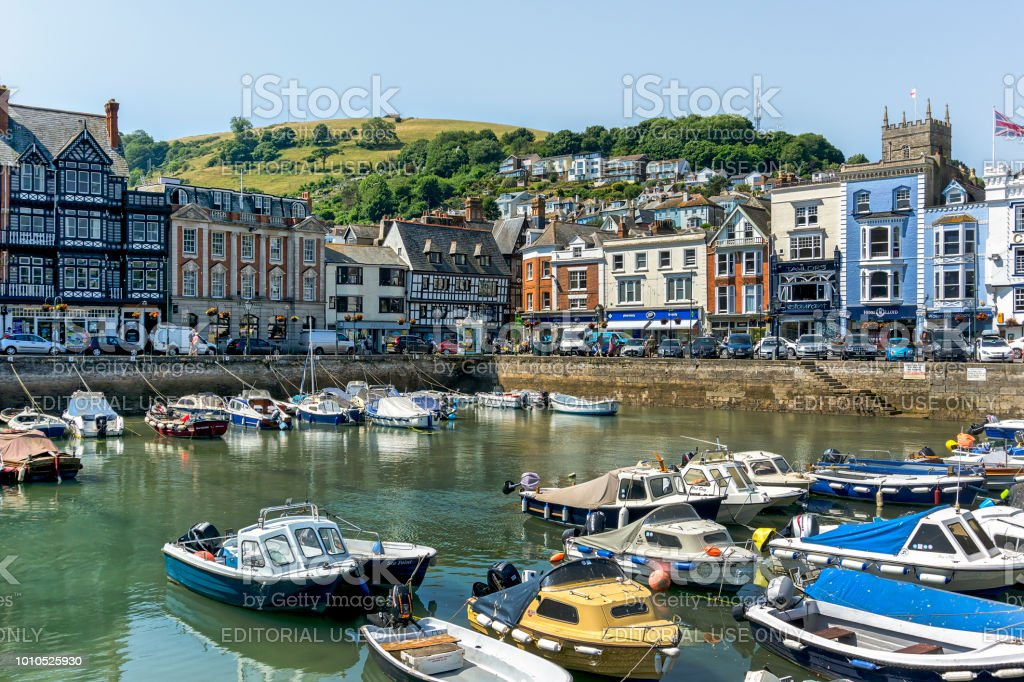 Dartmouth, Devon. – Foto