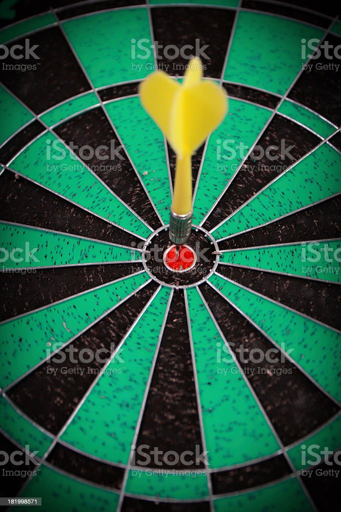 Darts 3 royalty-free stock photo