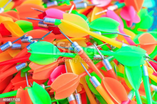 istock Darts and arrows 469817125