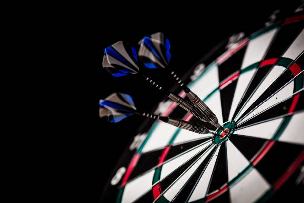 Darts arrows in the target center business ideas concept isolate picture id995117328?b=1&k=6&m=995117328&s=612x612&w=0&h=dc1xvdlobqwocx2neuhke9l0extyhvdlel stsmd61u=